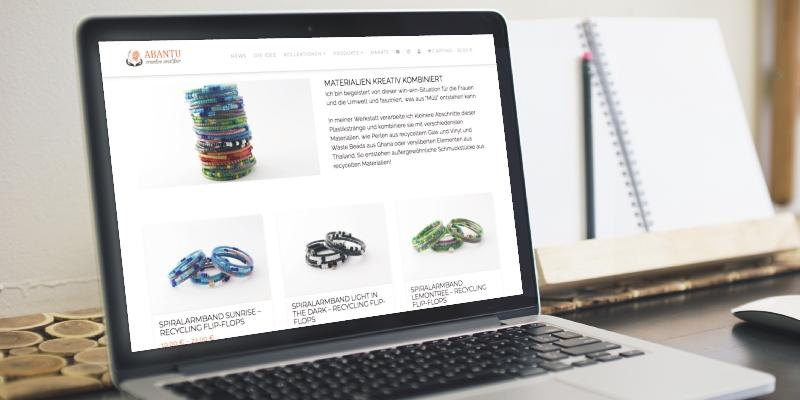 Neuer Shop jetzt online