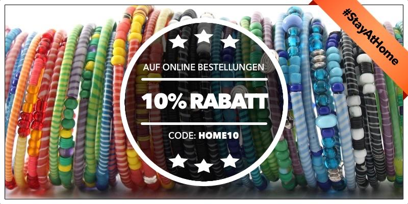 10% StayAtHome Rabatt